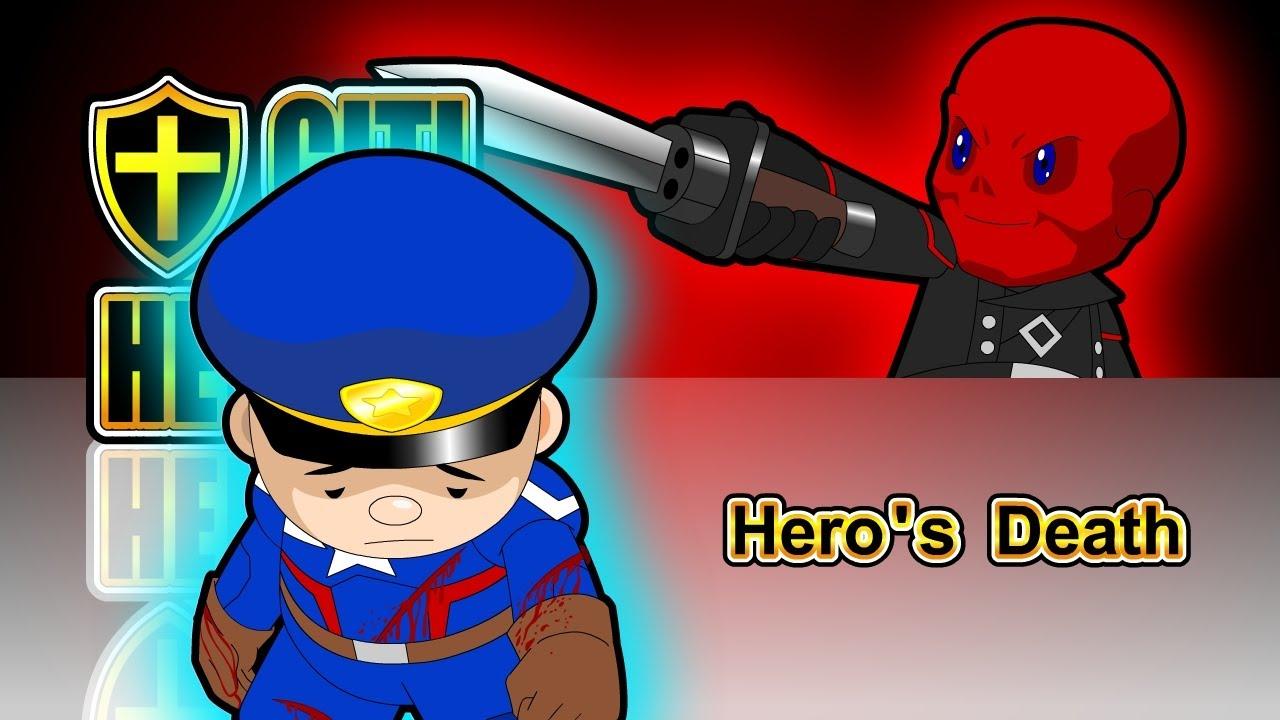 "Citi Heroes EP125 "" Hero's Death """