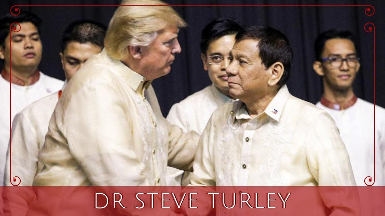 Liberal Democrat Senators BANNED from the Philippines!!! - Dr. Steve Turley