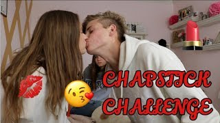 Gambar cover Chapstick challenge || Riley Lewis