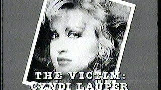 Cyndi Lauper - Bloopers & Practical Jokes - 1984