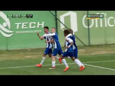 Formação: Sub-17 - Sporting-FC Porto 3-3 CNJB fase final 1ª j 080418