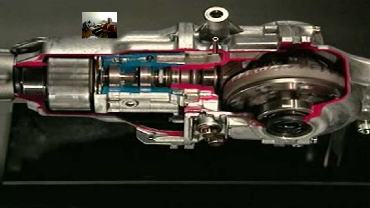 Transmisión CRV de Honda año 2002. - YouTube