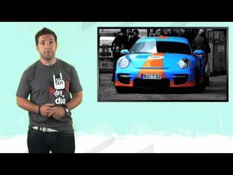 Car Insurance Pricing, 9ff Porsche Madness, Top Gear.