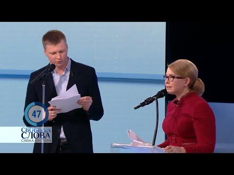 Суперечка Тимошенко і