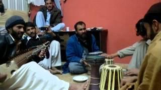 zahir mashokhel & Amjad Za minma da sath gare yam ka ra