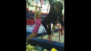 Ella swings at JAG