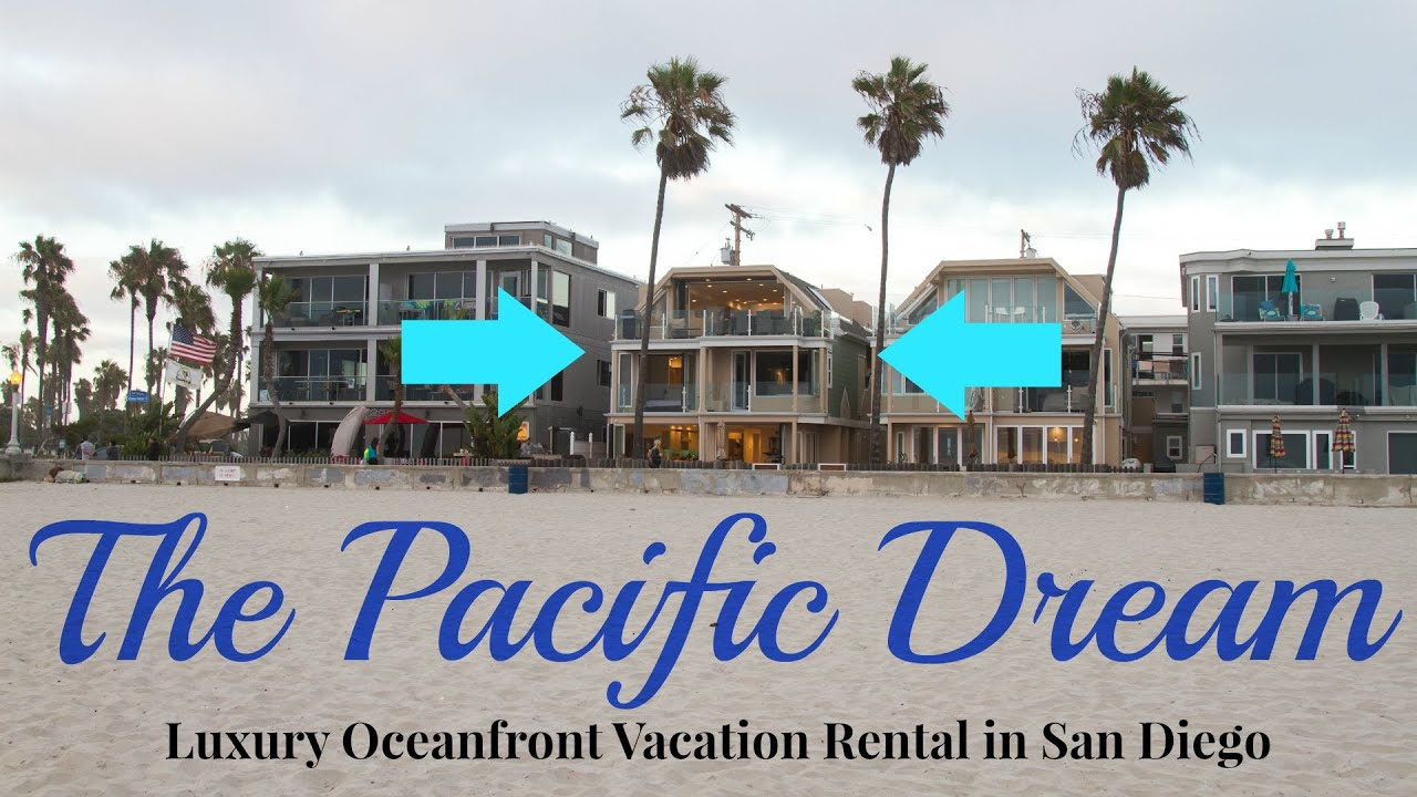 Mission Beach Vacation Rental Homes