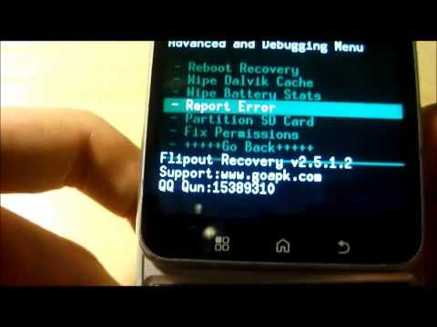 Flipout root, recovery system, overclock