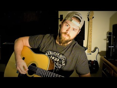 Belleau Wood - Garth Brooks (cover by Andrew Chastain)