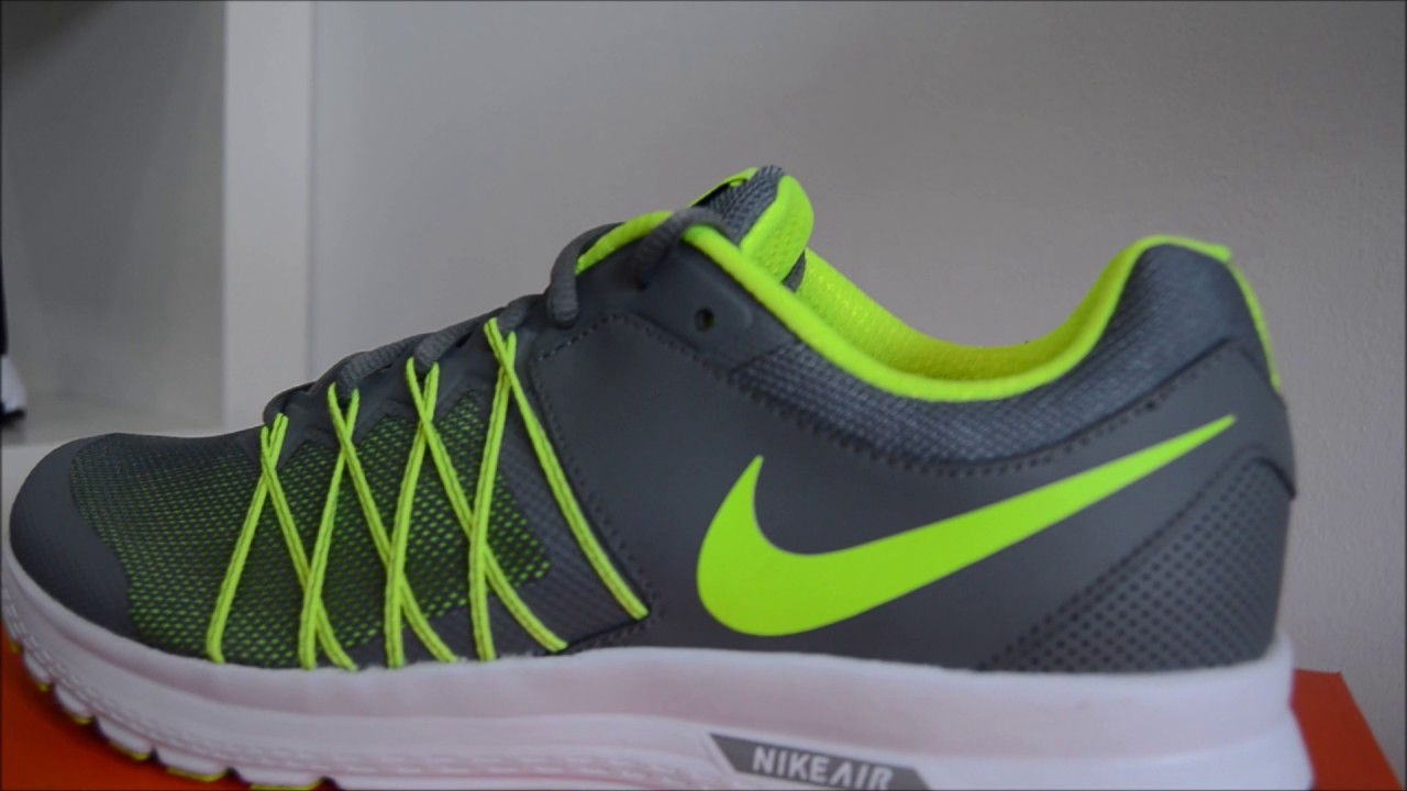 innovative design fd662 c651e Zapatillas Hombre Nike Air Relentless 6 - YouTube