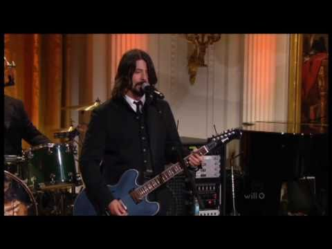 McCartney @ The White House 2010  Dave Grohl: BAND ON THE RUN  Part 6 of 7