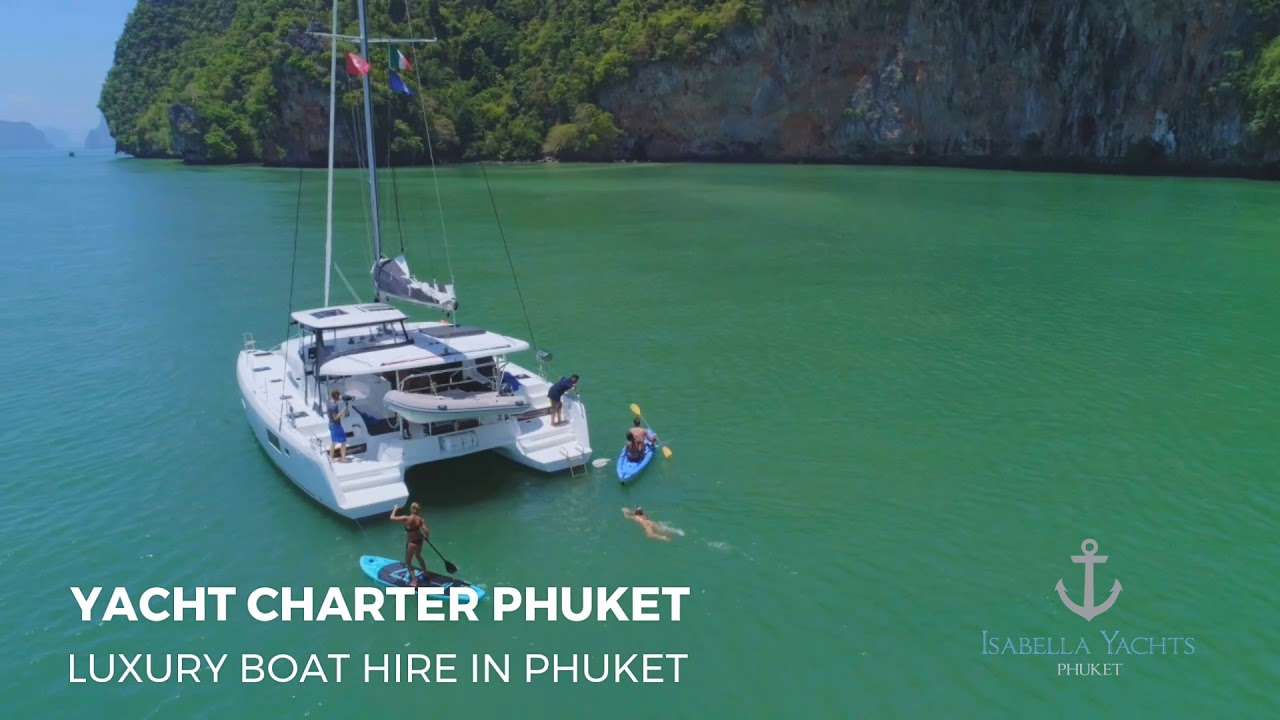 Explore Phuket by Renting a Boat from a Yacht