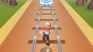 Subway Runner // Gameplay