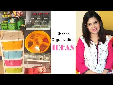 Kitchen Organization Ideas | Kitchen Storage Ideas | Kitchen Tips