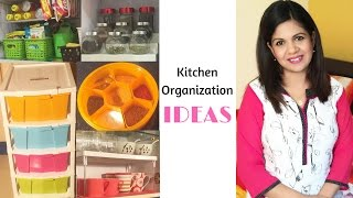 Kitchen Organization Ideas | Kitchen Storage Ideas | Kitchen Tips