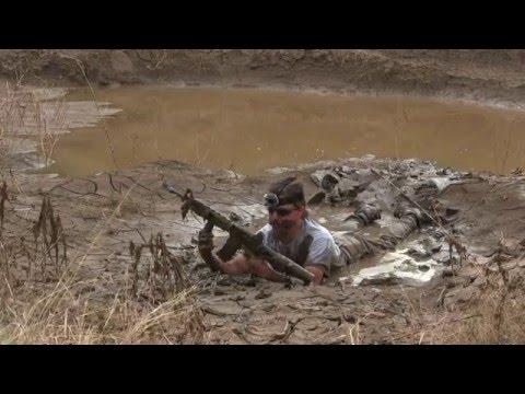 Gloopy, Gloppy, Gunky Mud: M1A Vs MAS 49/56 Vs AR15