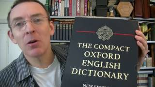 BFH 57: Compact Oxford English Dictionary