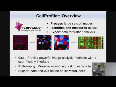 CellProfiler 3.0 Worskhop : Copenhagen University (Novo Nordisk Center for Protein Research)