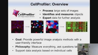 CellProfiler 3.0 Worskhop : Copenhagen Univ. (Novo Nordisk Center for Protein Research & DanStem)