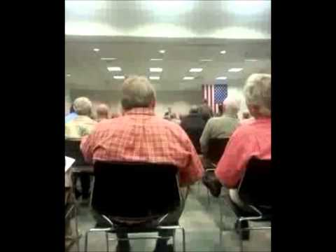 David Vitter Town Hall- August 15th Baton Rouge- Long Version