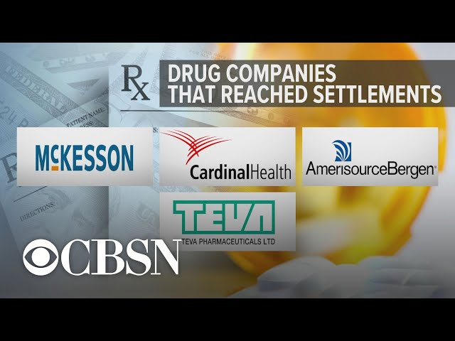 Opioid settlement reached in Ohio with drug companies
