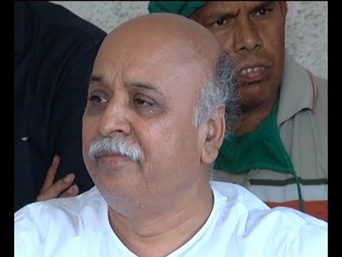 FULL PC: Praveen Togadia CRIES while revealing what happened with him