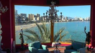 Купить или арендовать дом в Испании с панорамными видами на Бенидорм и пляж Poniente