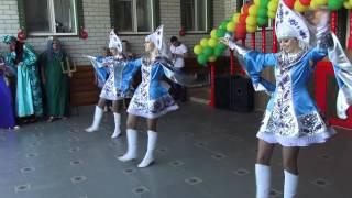 Шоу балет Рио Волгоград Калинка2013