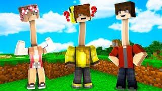 ISMETRG UZUN BOYLU OLDU! 😱 - Minecraft