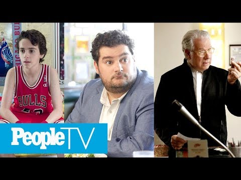 Bobby Moynihan Discusses Having Three Actors Play One Character On 'Me, Myself & I' | PeopleTV