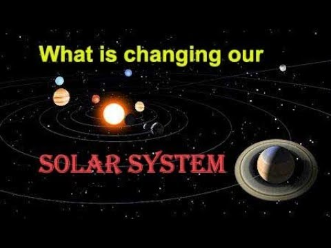 What is Impacting the Solar System - 2019