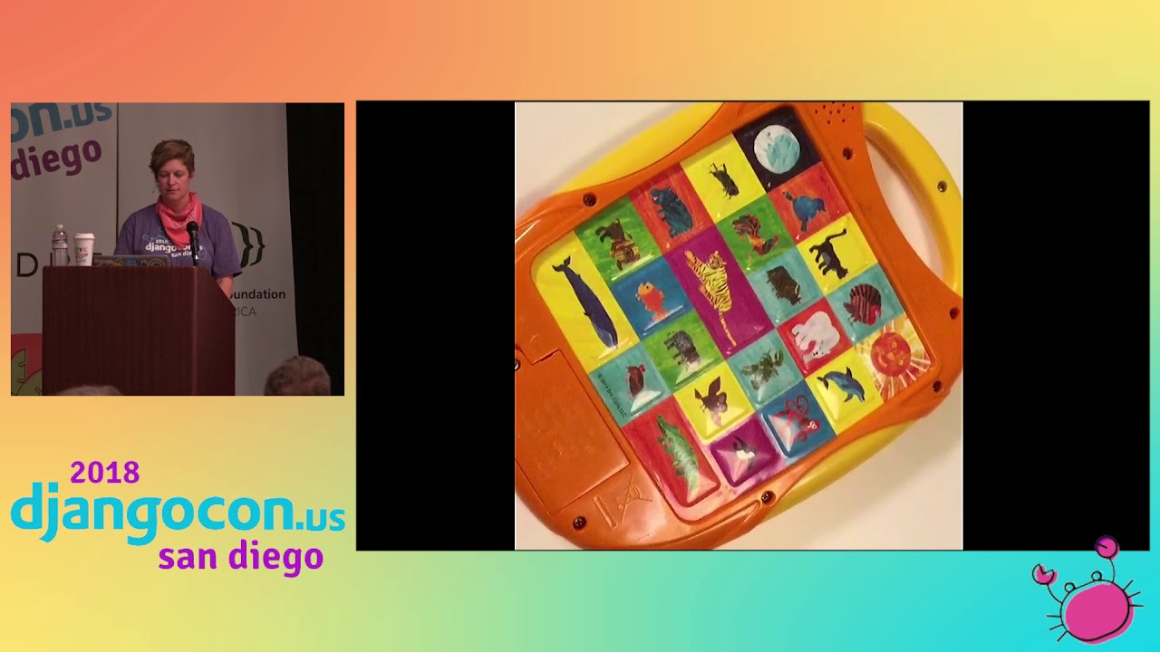 Image from Bespoke communication devices for kids with autism built with Django and Raspberry Pi