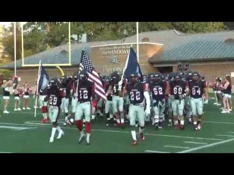 Clarke County Sports Game of the Week 9 5 2015