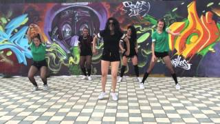 Sak Noel & Salvi ft Sean Paul - Trumpets Choreography by MadShot Crew Colombia