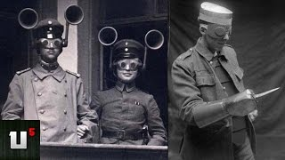 5 Weird & Creative Weapons From WW1