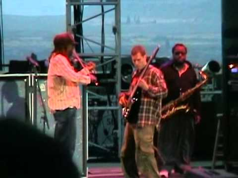 Dave Matthews Band - 8/7/03 - The Gorge - [New 2-Cam/60fps/T