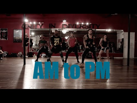 Christina Milian  Am to Pm  Hamilton Evans Choreography