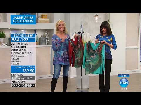 HSN | Jamie Gries Collection / Boots & More 01.04.2018 - 11 AM