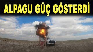 Kamikaze İHA Alpagu göreve hazır - Suicide Drone Alpagu ready for duty - Savunma Sanayi - Kargu STM