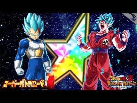 Super Agl Needs A Dokkanfest! Rainbow SSB Kaioken Goku Showcase: DBZ Dokkan Battle