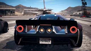Need For Speed Payback - LV399 2017 Ford GT Race Spec, Nikki will make an excellent Drafter in this