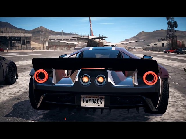 Fully Upgraded Level  Ford Gt Widebody Gameplay For Need For Speed