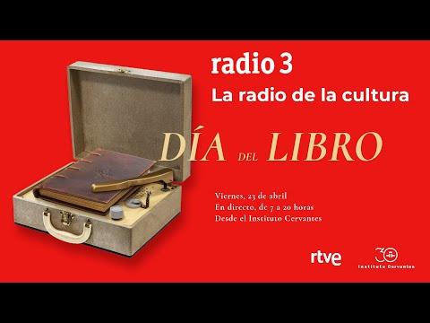 Día del Libro desde el Instituto Cervantes
