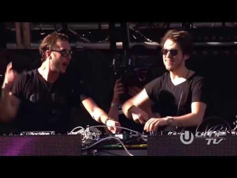 push me,,, Vicetone   Live @ Ultra Music Festival Miami 2016 mp4
