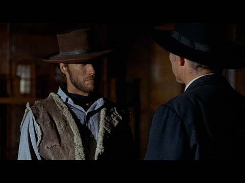 For a Few Dollars More - Clint Eastwood vs. Lee Van Cleef (1965 HD)