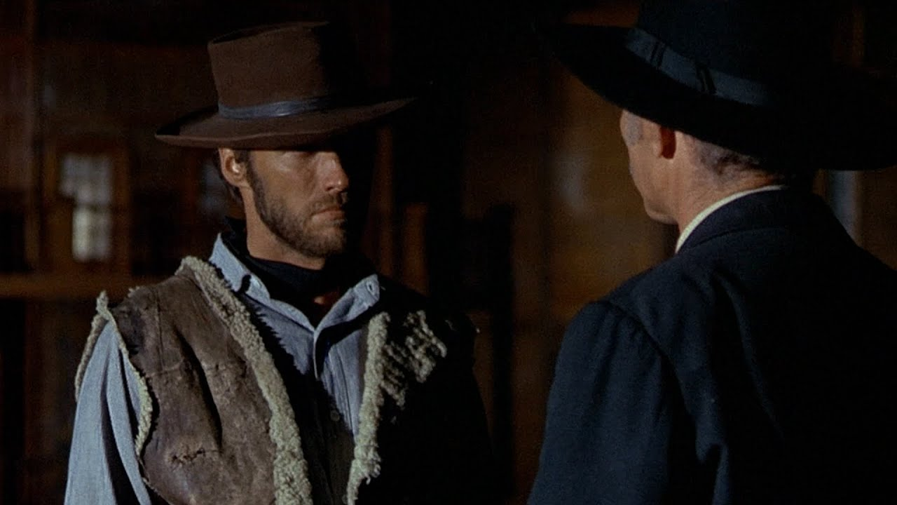 For a Few Dollars More - Clint Eastwood vs. Lee Van Cleef (1965 HD ...