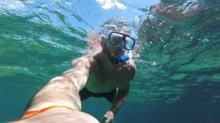 Water fun with GoPro's in Calas de Mallorca. GoPro Hero 4 Black - GoPro Hero 4 Session