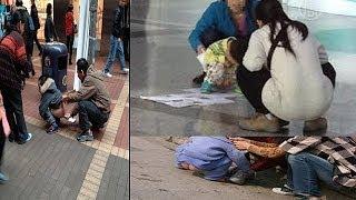 Поведение китайских туристов шокирует иностранцев (новости)