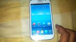 Samsung Galaxy Grand I9082 Remove Safe Mode