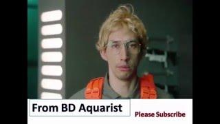 Undercover Boss: Starkiller Base Behind The Scenes -BD Aquarist